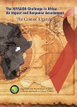 The HIV/AIDS Challenge in Africa : An Impact and Response Assessment : The Case of Uganda