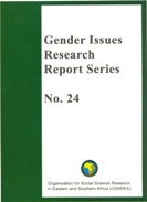 Gender Issues Research Report Series No. 24